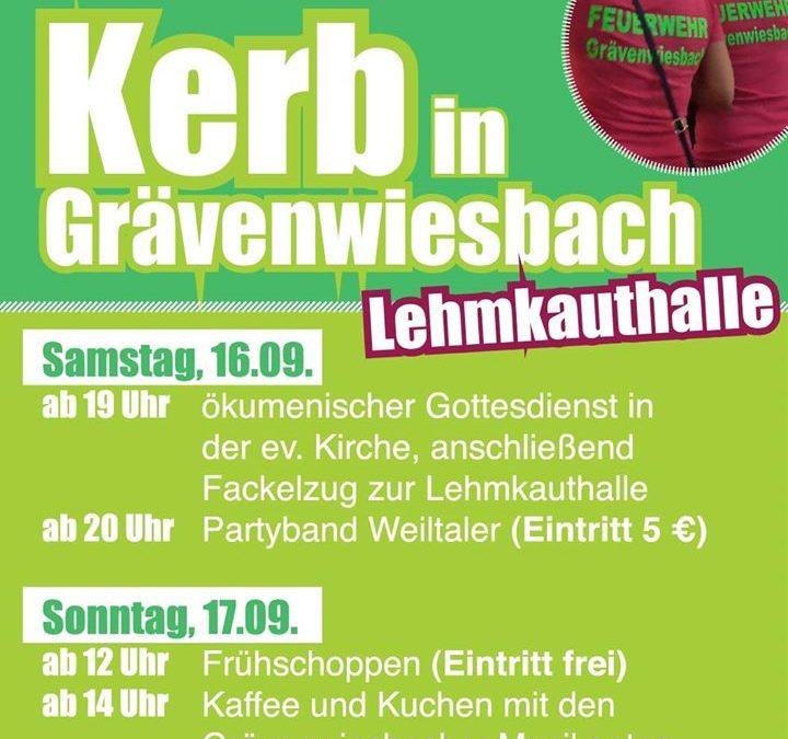 Kerb in Grävenwiesbach 2017