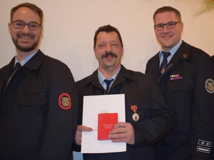 Freiwillige Feuerwehr Mönstadt prägt das Leben im Dorf