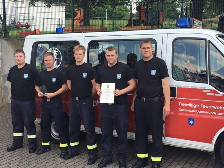 Beim diesjährigen Feuerwehr Leistungsentscheid d…