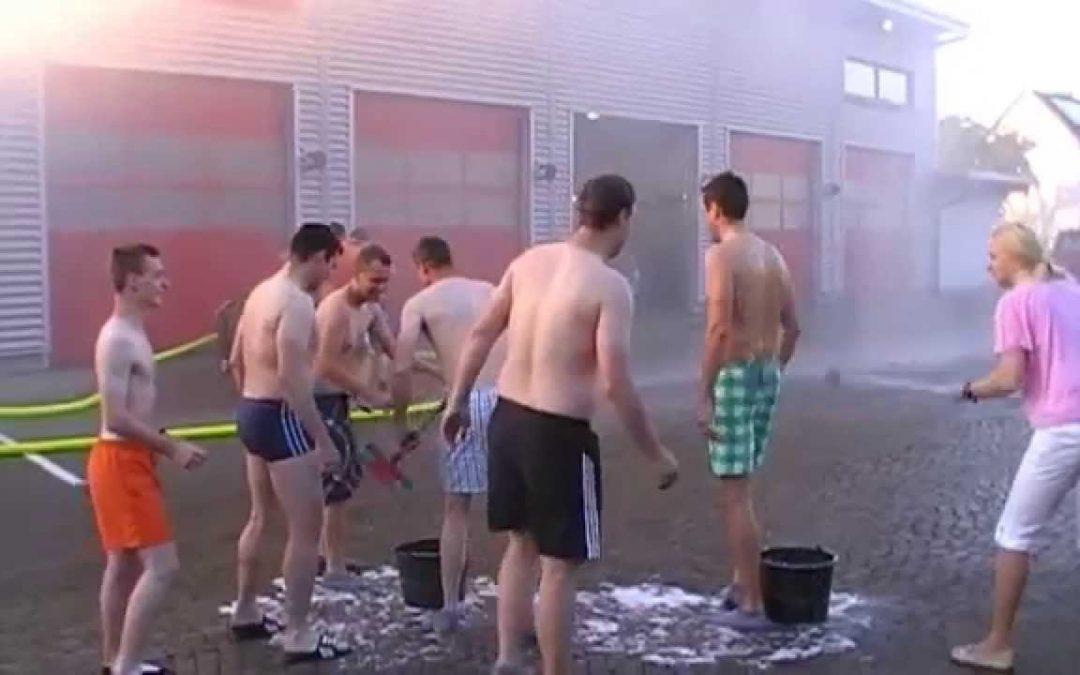Cold Water Challenge der Feuerwehr Grävenwiesbac…