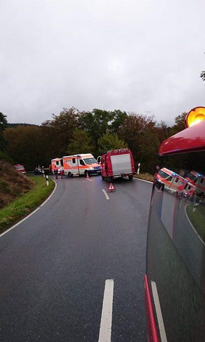 Einsatz 47-2016 Verkehrsunfall zwischen Mönstadt…