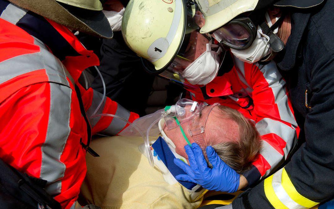 Feuerwehrleute: Wo bleibt der Respekt für unsere Arbeit?