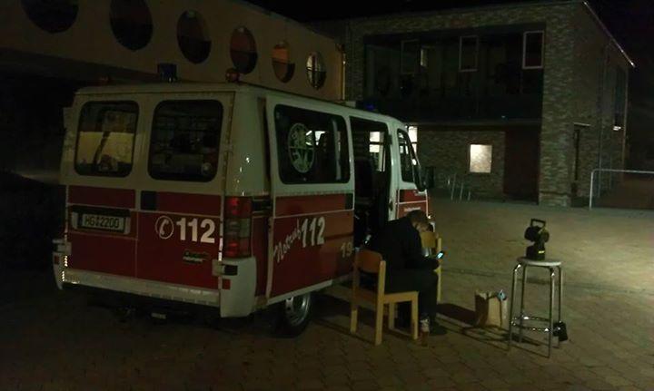 Nachtdienst zur Unterstützung der Feuerwehr Bad …