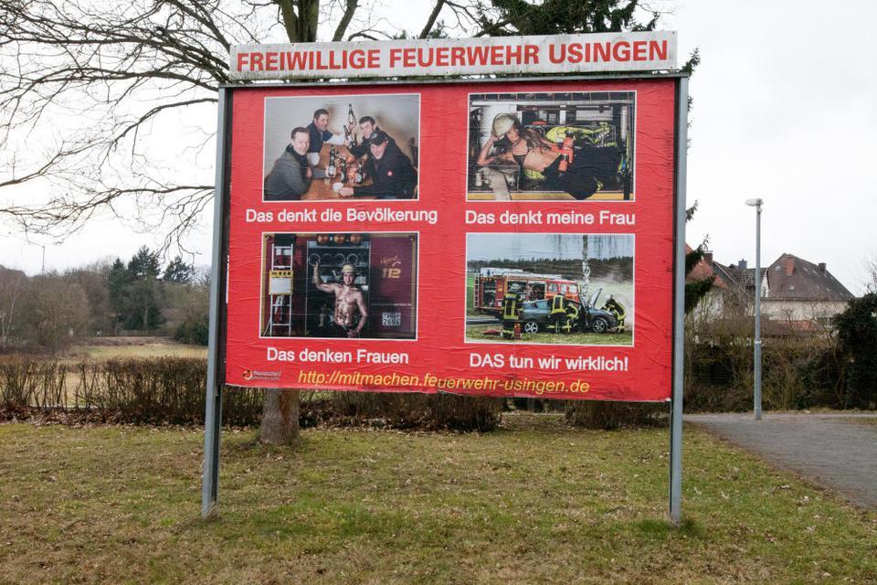Dramatischer Rückgang: Die Wehren lösen selbst Alarm aus – Werbeaktion soll helfen | Taunus Zeitung