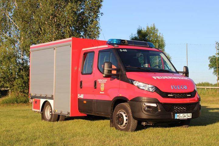 Freiwillige Feuerwehr Mönstadt updated their cov…