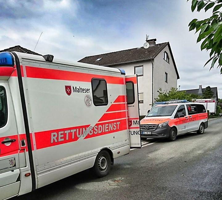 Tragehilfe für den Rettungsdienst…