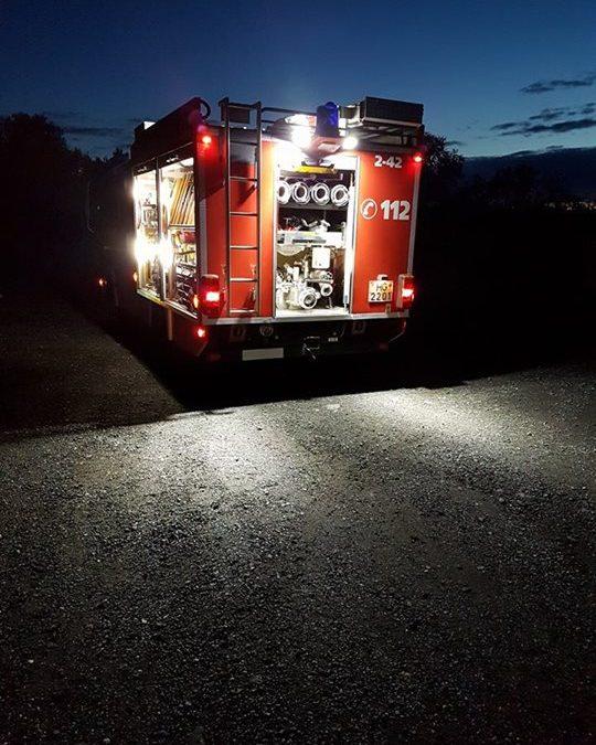 Unser LF 8/6 mit neuer LED Beleuchtung. Vielen D…