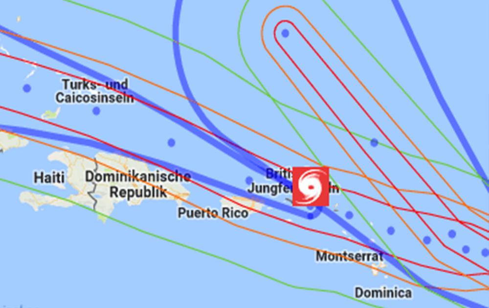 Sonderinfo: Hurricane Irma