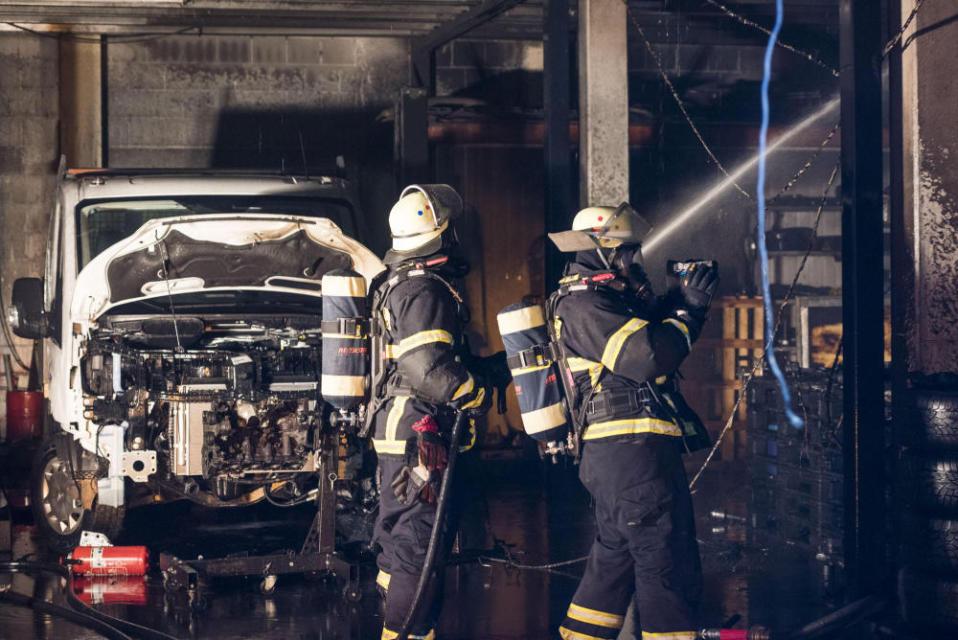 Freiwillige Feuerwehren: Interview mit Carsten Lauer und Norbert Fischer über die Zukunft der Wehren | Taunus Zeitung