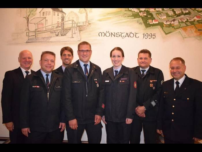 Peter Hess ist der neue Gemeindebrandinspektor