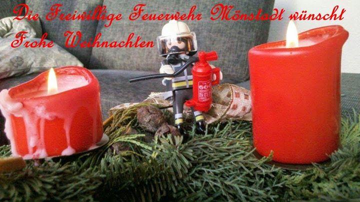 Wir wünschen sichere Weihnachten und sind auch w…