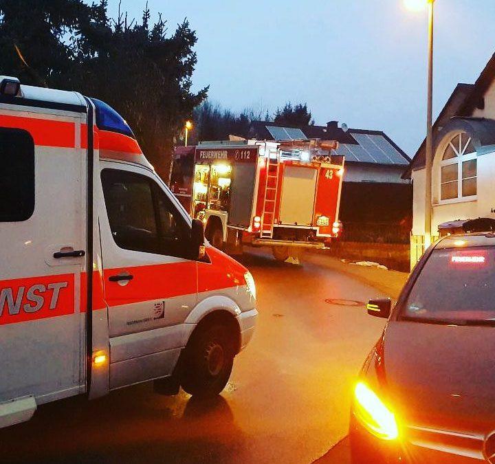 Einsatz 8-2018 #Notfalltüröffnung für den Rettu…