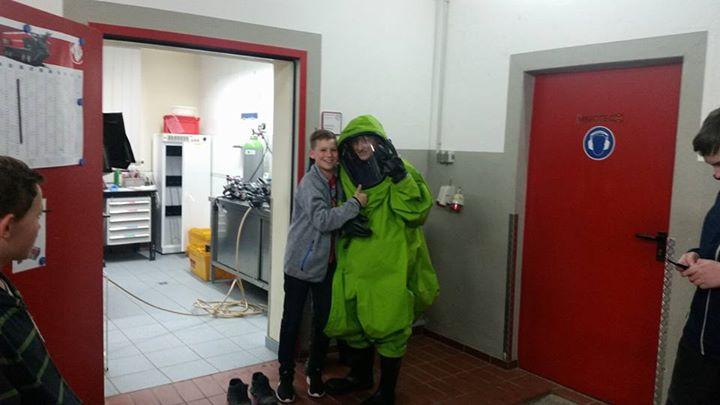 Am 21.04.17 haben wir die Feuerwehr Wehrheim bes…