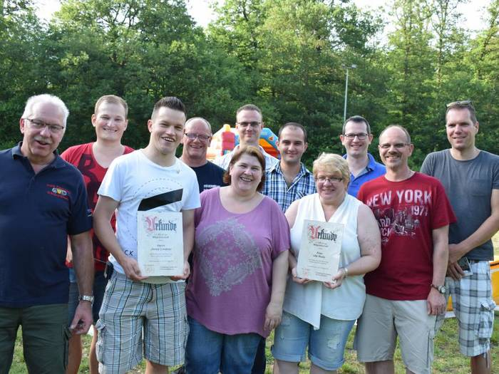 Experiment gelungen: Erster Familientag der Feuerwehr Grävenwiesbach