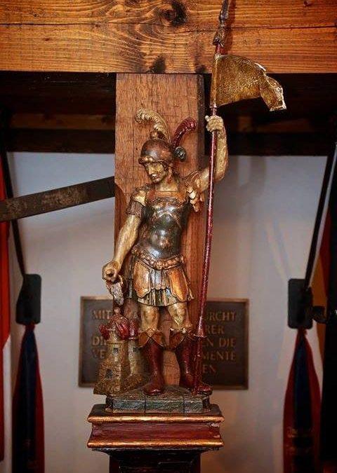 Florian von Lorch war Oberbefehlshaber einer Feu…