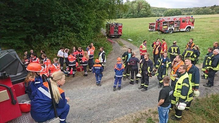 Unfall Grävenwiesbach