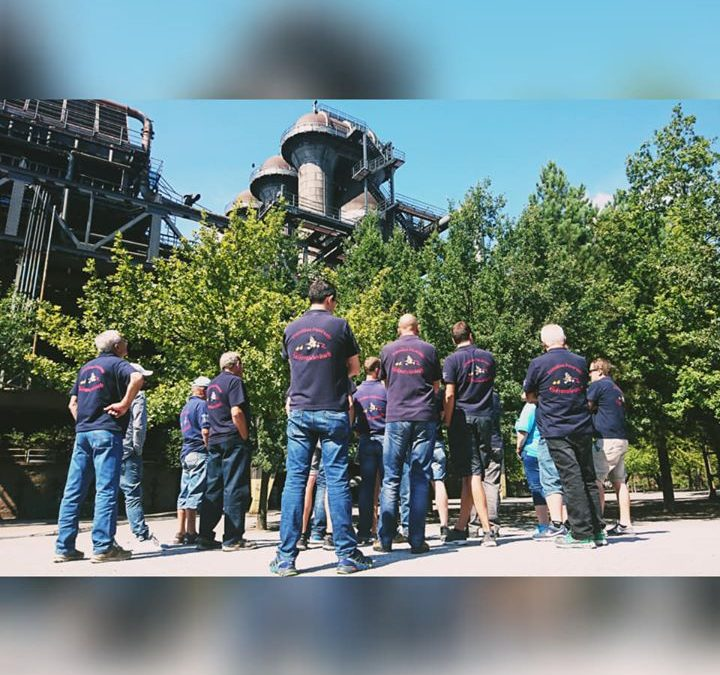 Feuerwehr on Tour…