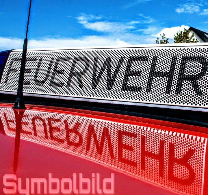 Zusammen mit der Feuerwehr Hundstadt wurden wir…
