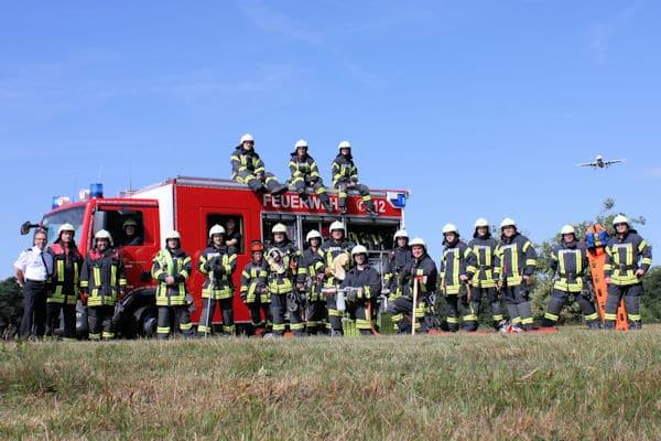 10 Gründe, warum es sich lohnt, Teil der Freiwilligen Feuerwehr zu sein
