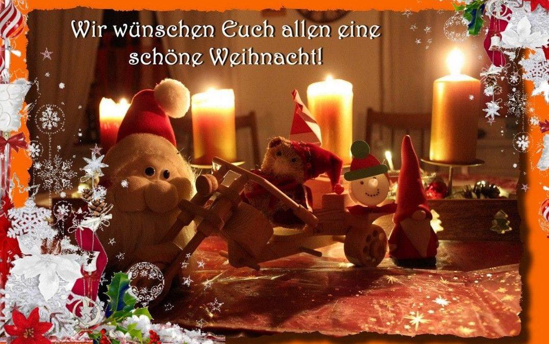 Wir wünschen allen eine schöne Weihnachtszeit un…