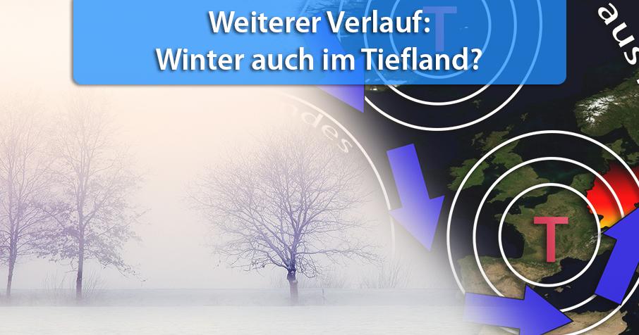 Liegt in 2 Wochen in ganz Deutschland Schnee?