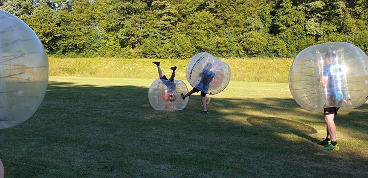 #Teamtraining #Bubbleball