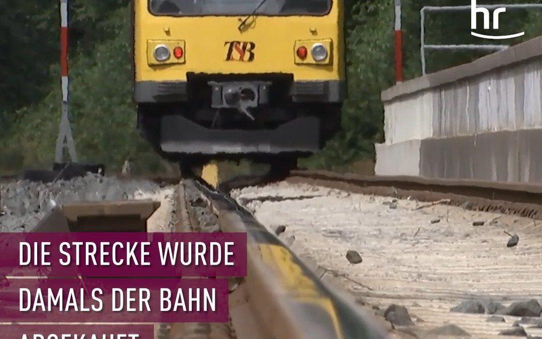 Taunusbahn – Einst abgeschrieben heute Erfolgsmodell | defacto ansehen