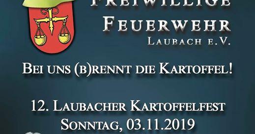 12. Laubacher Kartoffelfest