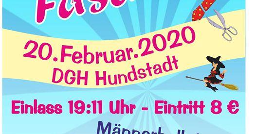 Altweiberfasching in Hundstadt
