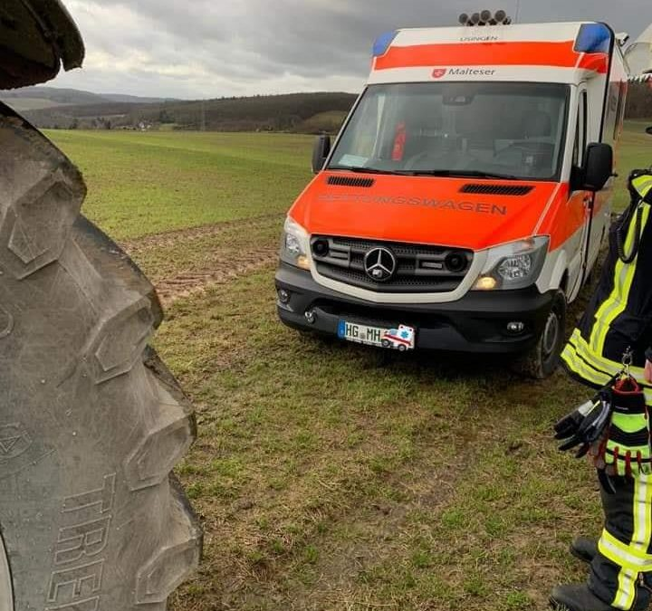 +++ Einsatz für die Feuerwehr Hundstadt +++…