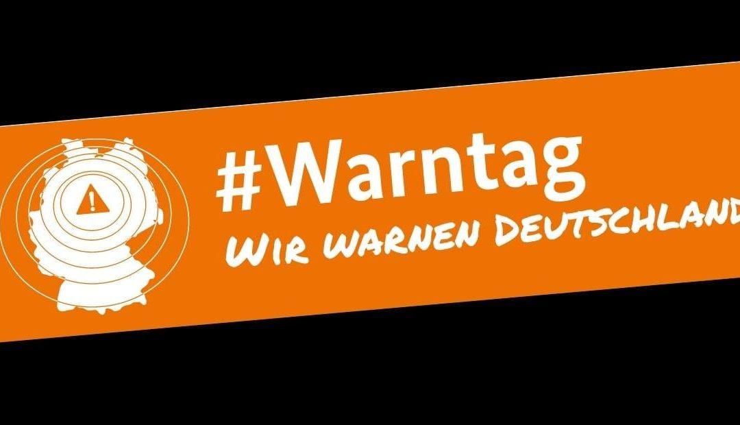 Countdown zum bundesweiten #Warntag am 10.09.20…